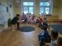 Čtení ve školce